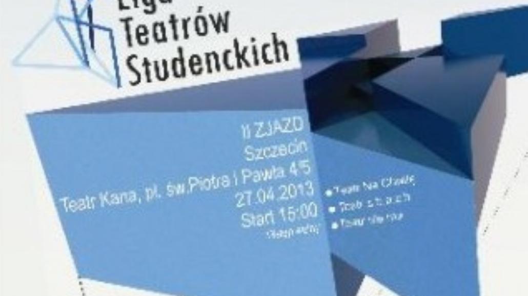 II Zjazd Ligi Teatrów Studenckich