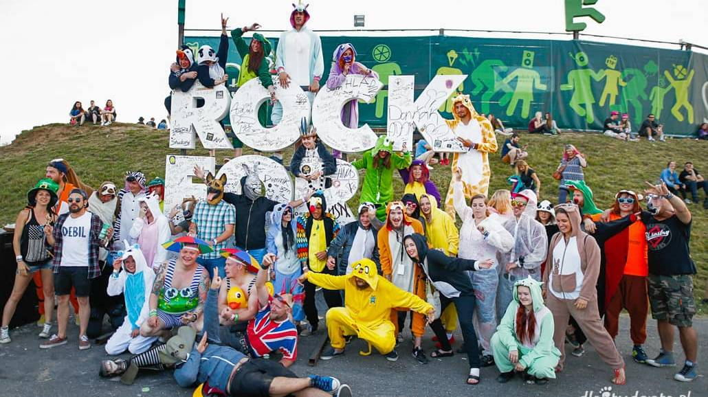 Rock For People Festiwal 2018