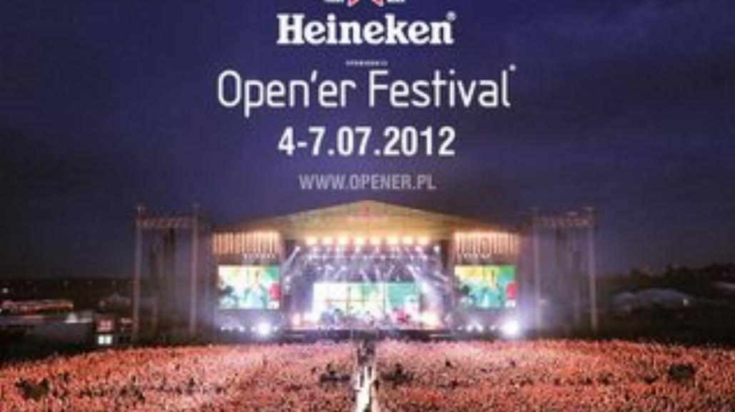 Open'er Festival: piątka na koniec lutego!