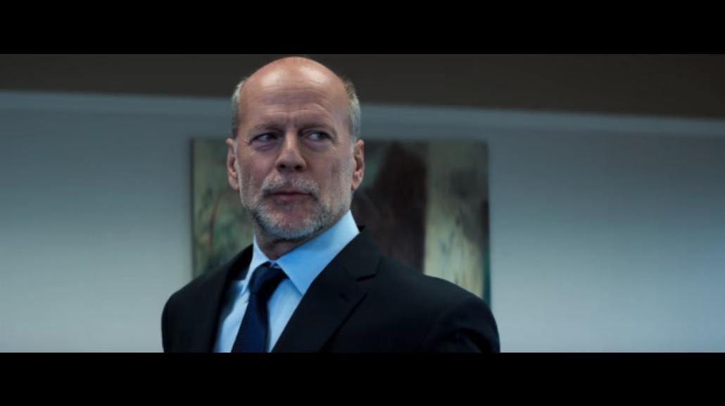 Bruce Willis ponownie w kinie akcji [WIDEO]