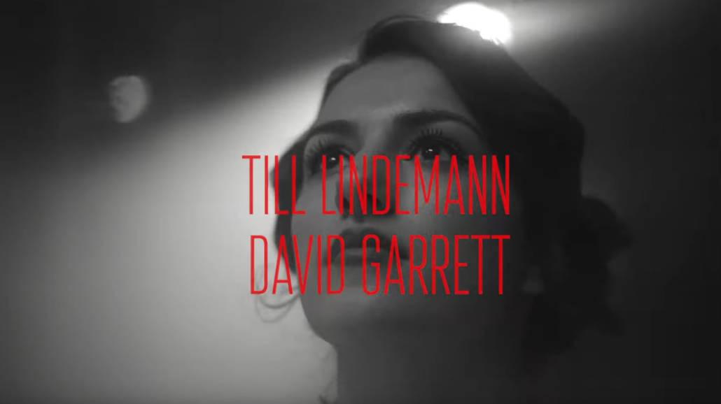 Till Lindemann i David Garrett