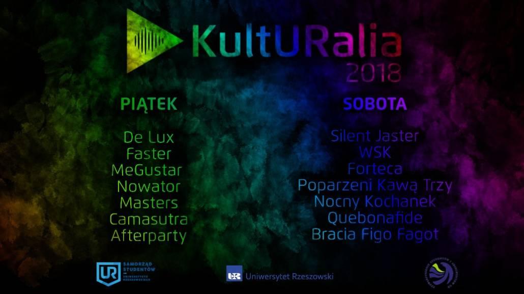 KultUralia odbÄ™dÄ… siÄ™ w dniach 25-26 maja 2018 roku.