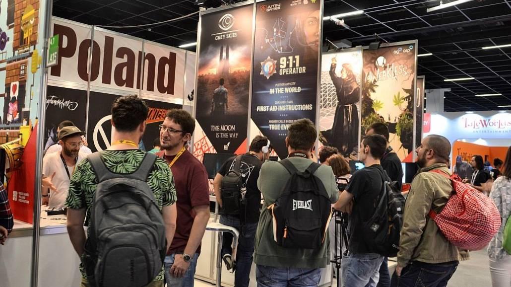 Gamescon - targi gier