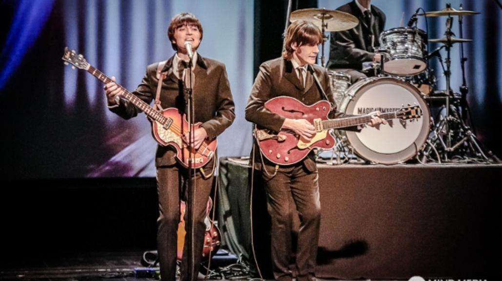 Duch The Beatles na scenie 37. PPA [FOTO]