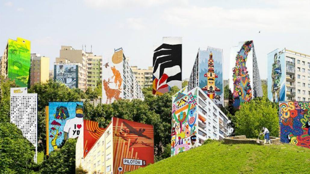 Zobacz murale z Festiwalu Monumental Art [FOTO]