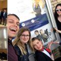 Sukces studentów mediaworkingu CDV - prezentacje, festiwal, sukces, podium