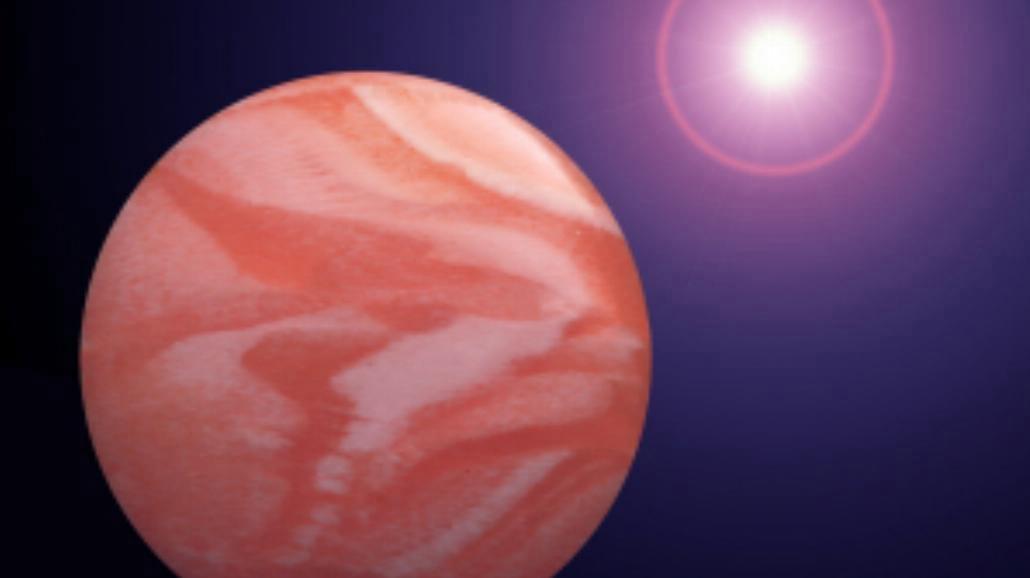Na pełni z Marsem i Merkurym