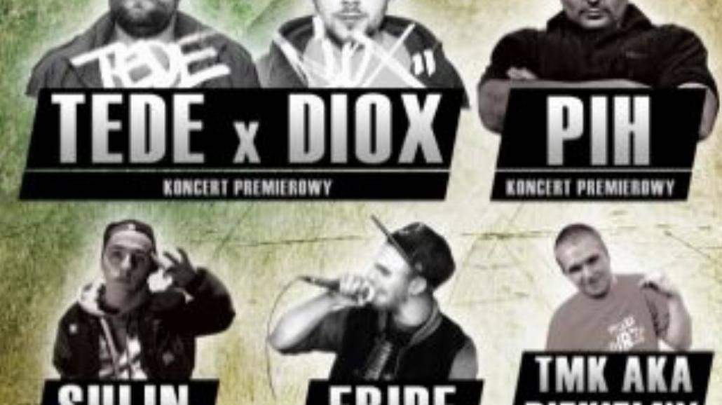 Tede, Diox i Pih w Alibi!