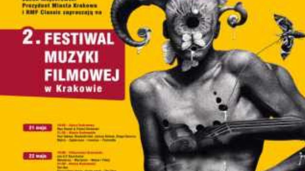 Święto muzyki filmowej w Krakowie
