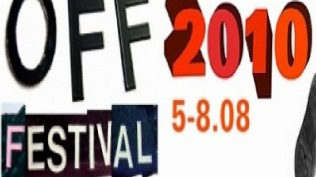 Pierwszy dzień OFF Festivalu za nami!