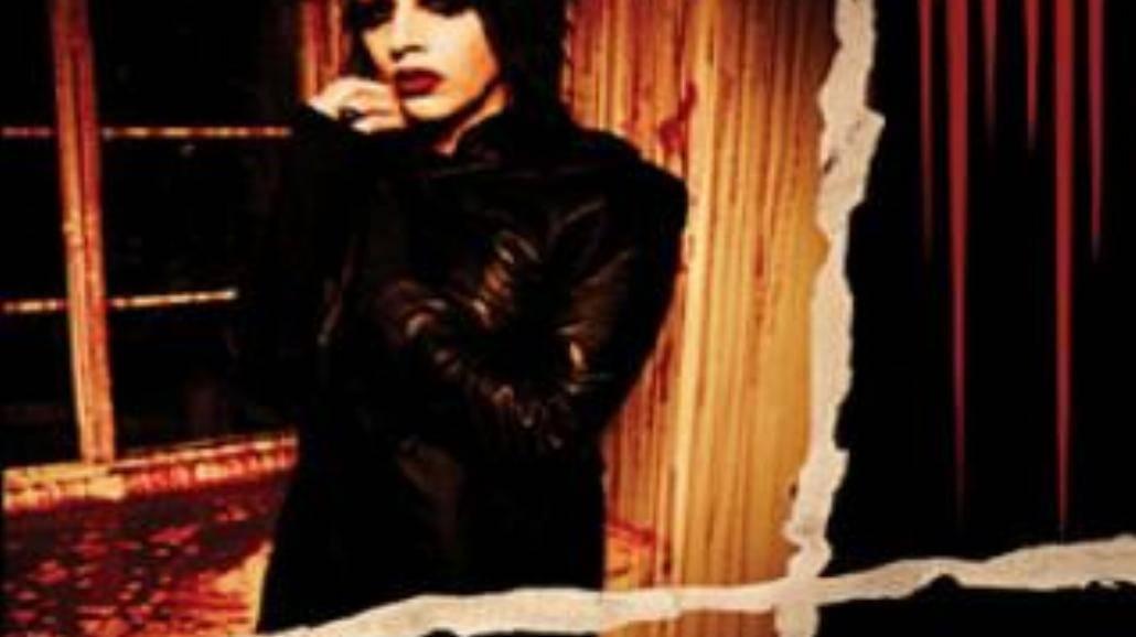 Manson będzie szokował?