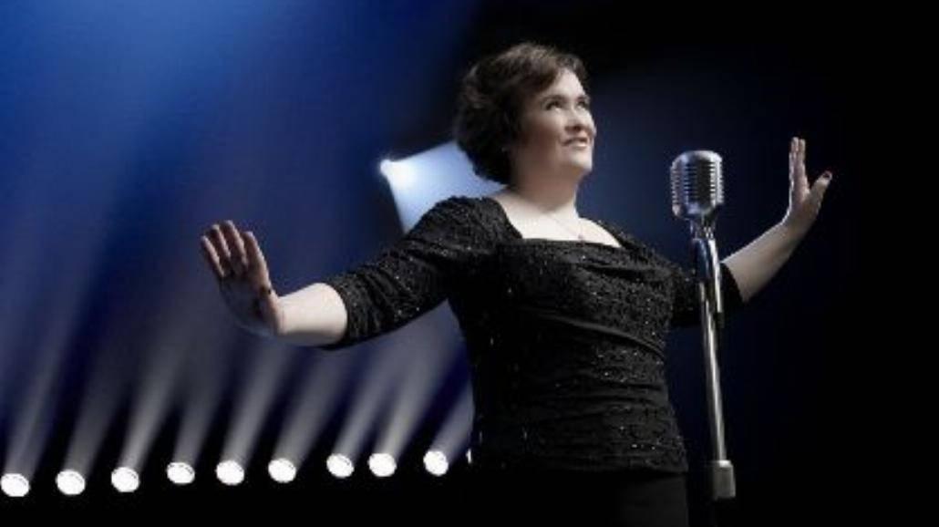 Złota, urodzinowa i symfoniczna Susan Boyle