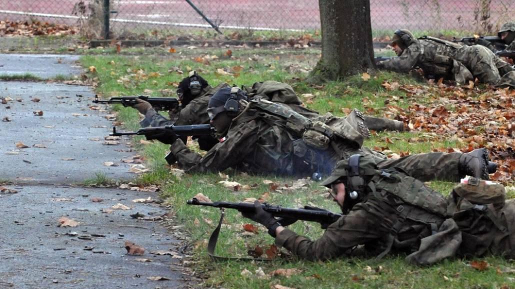 Legia Akademicka to projekt szkolenia wojskowego skierowany do studentÃłw.