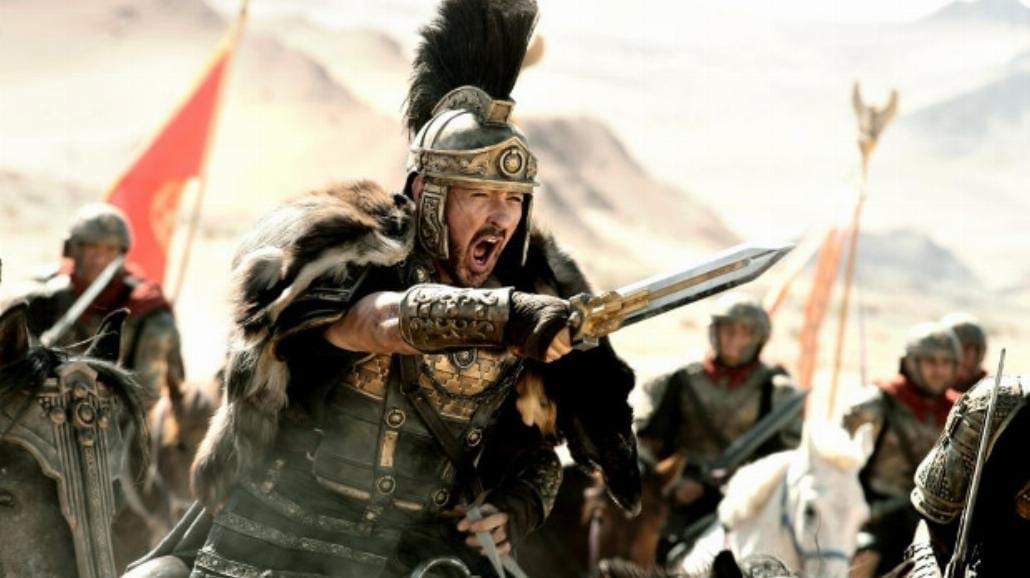 Najdroższa produkcja w historii Chin w polskich kinach