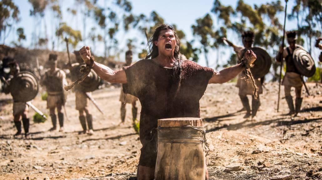Samson - film 2018