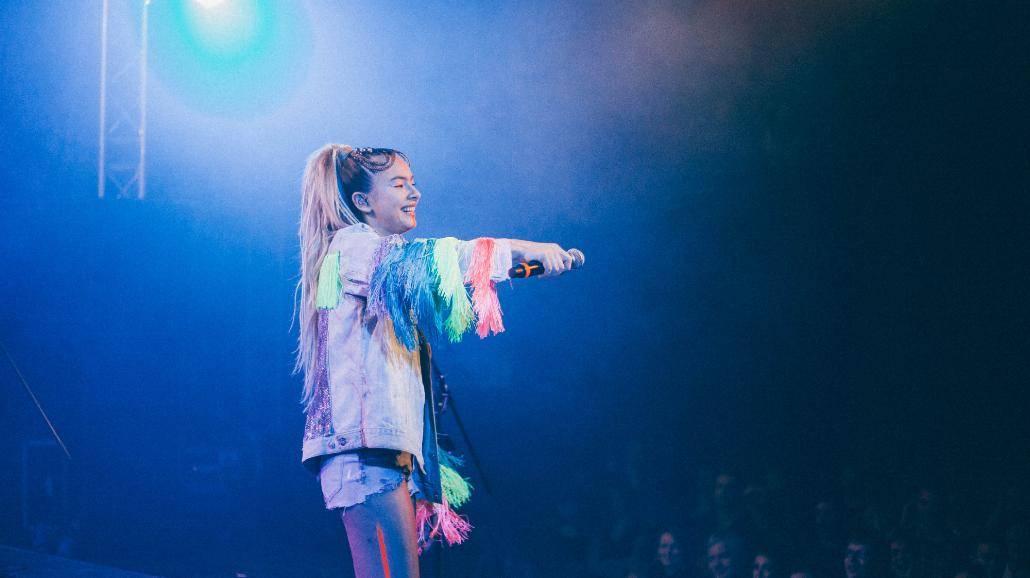 "Natalia Nykiel nagrywa DVD z trasy ""Error Tour""!"