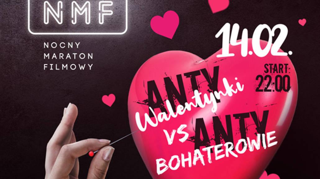 NMF: Maraton Antywalentynki vs. Antybohaterowie
