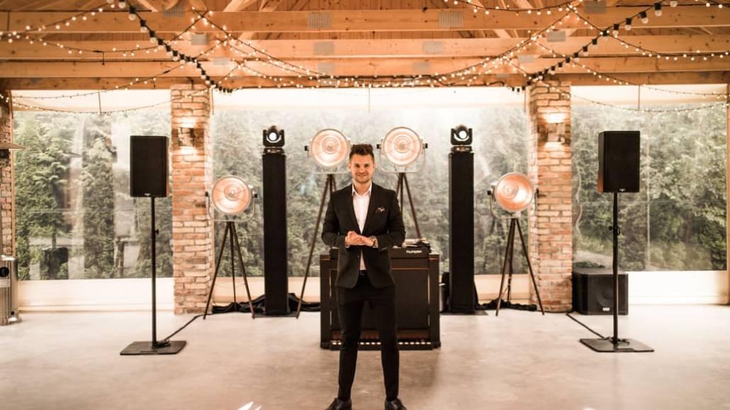 DJ na wesele i imprezę