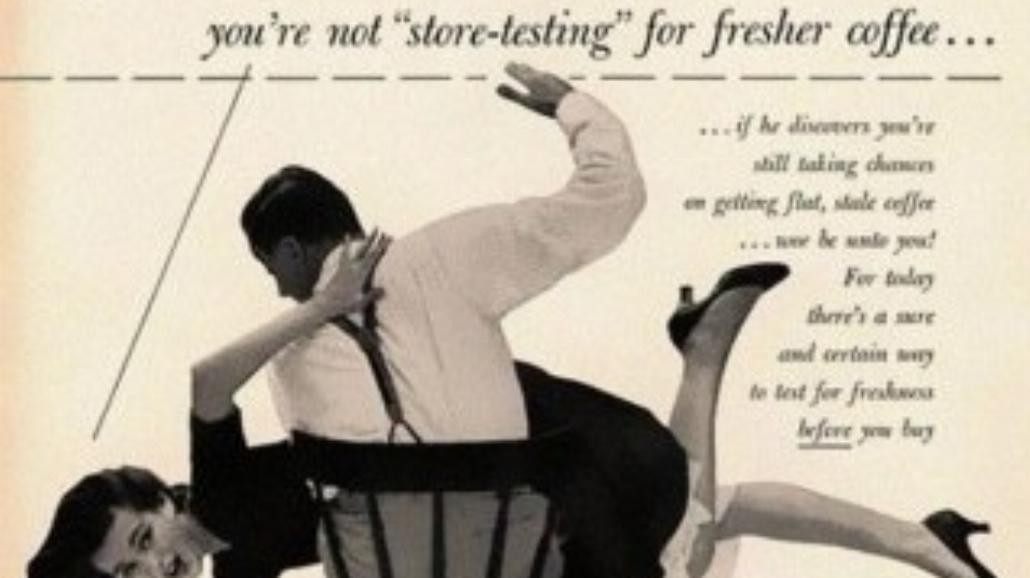23 stare reklamy, które dziś by nie przeszły