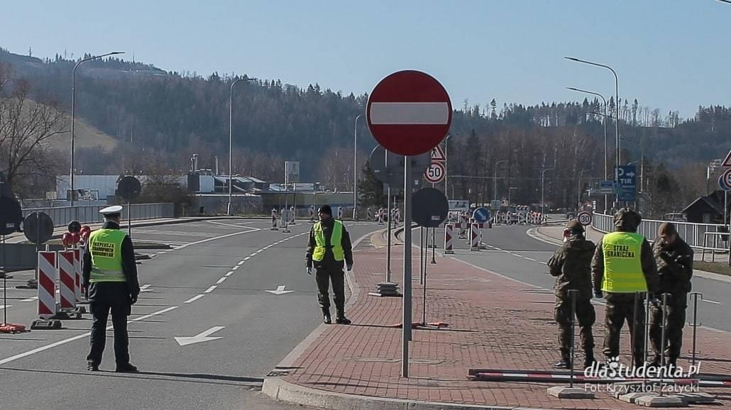 Stan wyjątkowy na granicy polsko-bialoruskiej