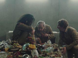 Platforma - recenzja - film, premiera na Netflix, nowości, co warto zobaczyć w czasie epidemii?, Galder Urrutie