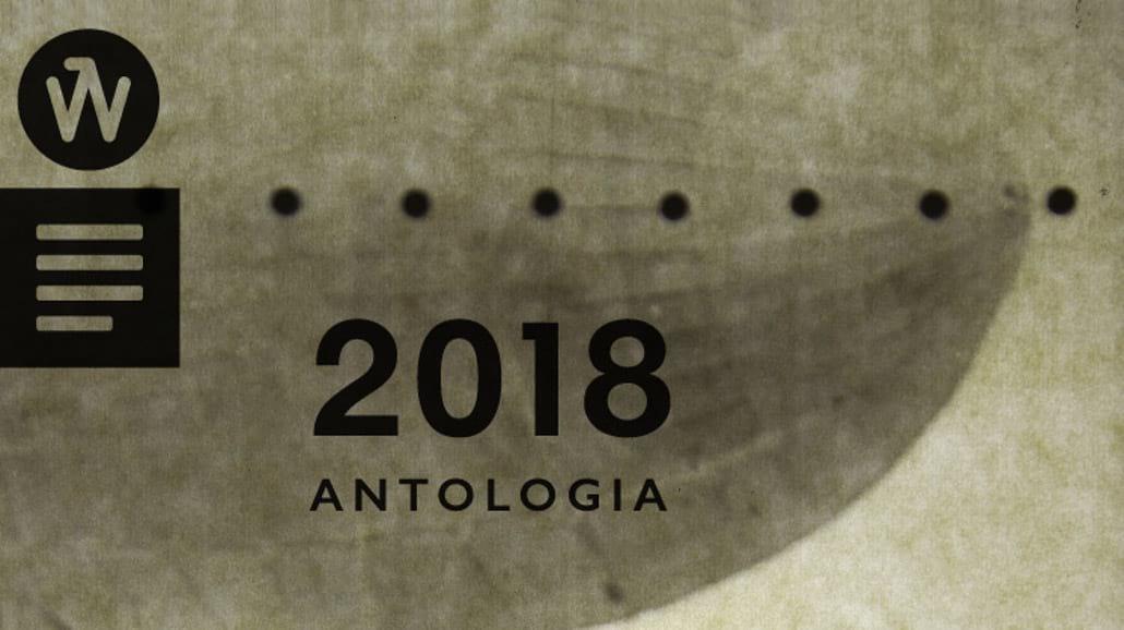"""Antologia """"2018"""" zbiera najlepsze polskie opowiadania"""