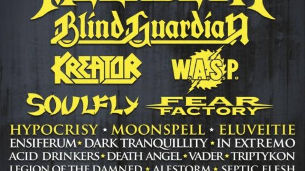 Metalfest 2012 - rozpiska godzinowa