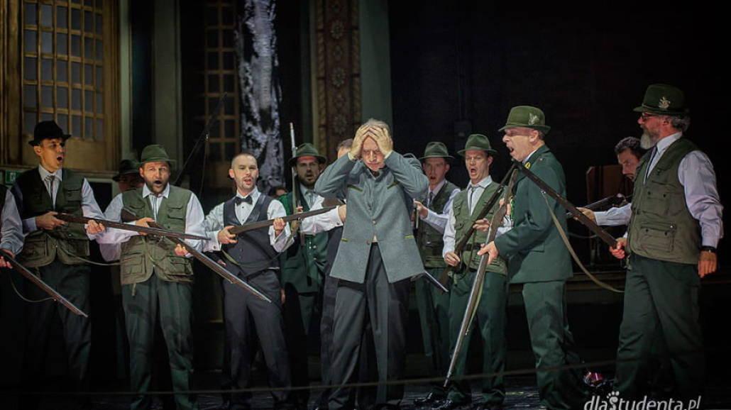 Wolny strzelec Opera Wrocławska