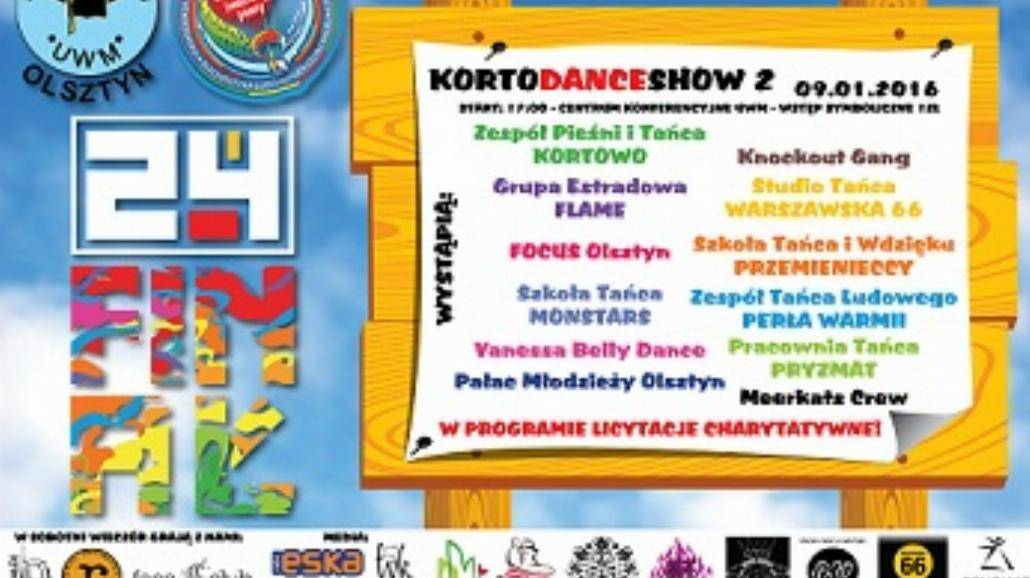 KORTO-DANCE-SHOW 2 w ramach WOŚP