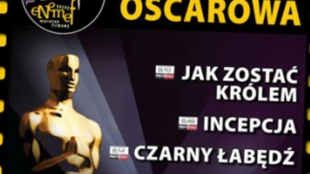 Noc Oscarowa w 13 miastach Polski