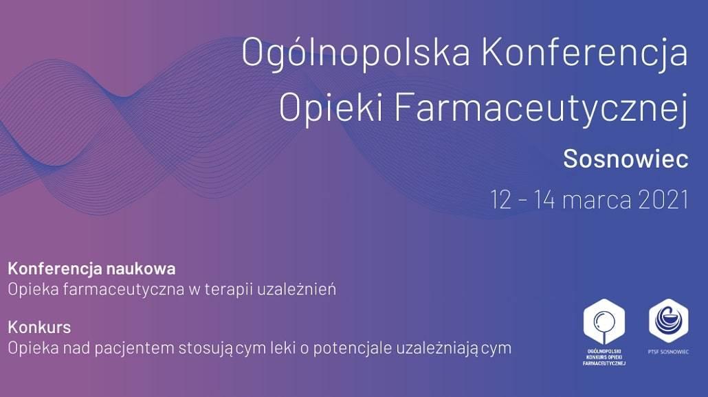 OgÃłlnopolski Konkurs Opieki Farmaceutycznej 2021