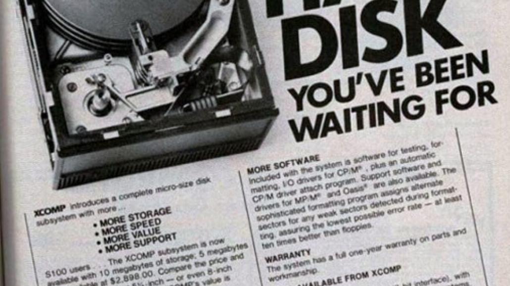 15 oldschoolowych reklam komputerów [FOTO]