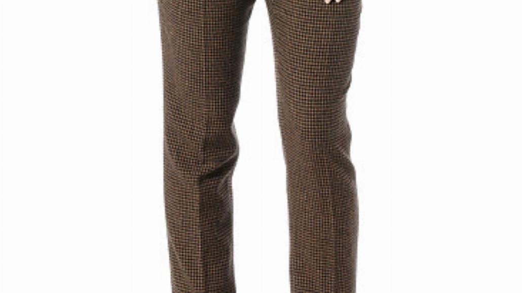 Tweed i krata w kolekcji Marc O'Polo