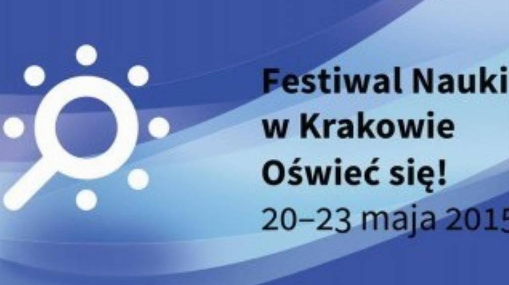Festiwal Nauki w Krakowie [PROGRAM]