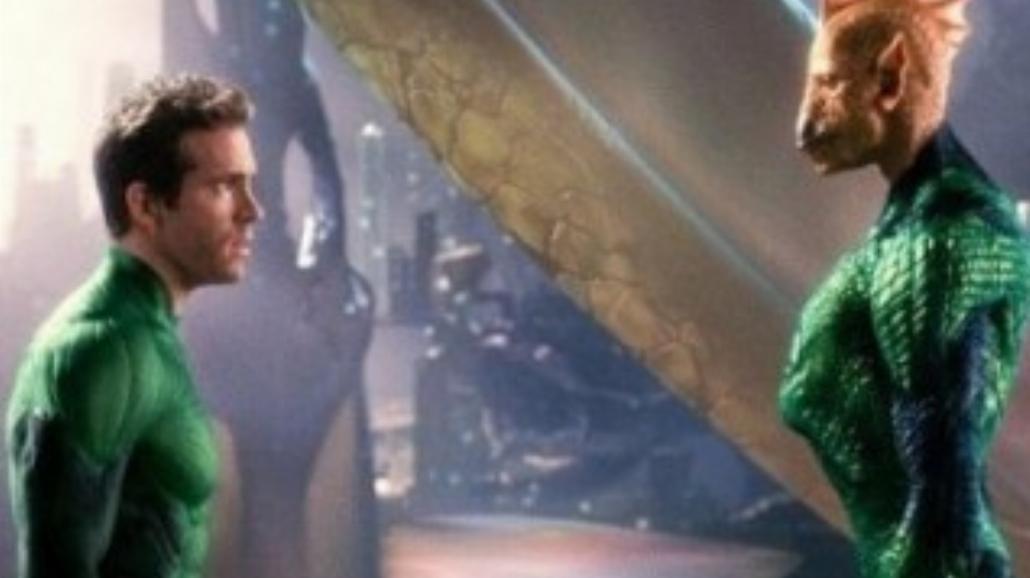"""""""Green Lantern"""" na szczycie box office"""
