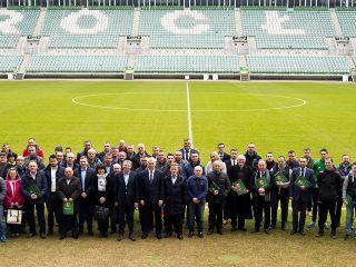 WKS Śląsk Wrocław rozpoczyna współpracę z lokalnymi klubami - piłka nożna, kluby piłkarskie, samorządy lokalne, porozumienie