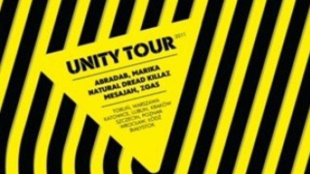 Unity Tour 2011 z Juniorem Stressem w Lublinie