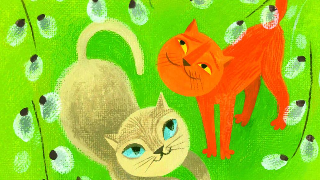 Koty i kotki - Egmont 2020