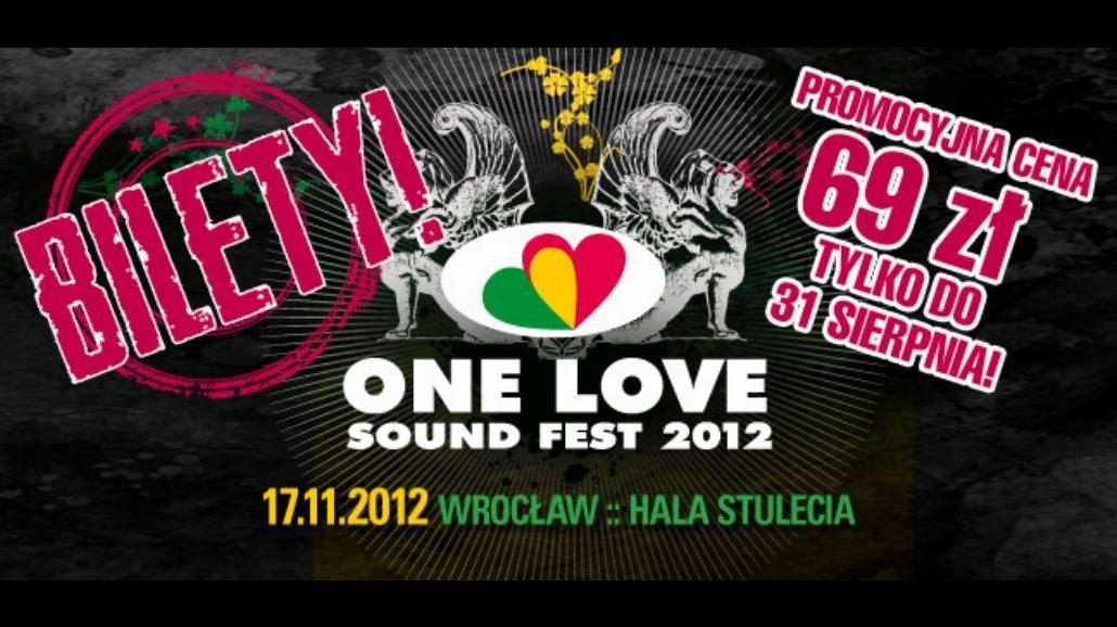 Kończą się promocyjne bilety na One Love!