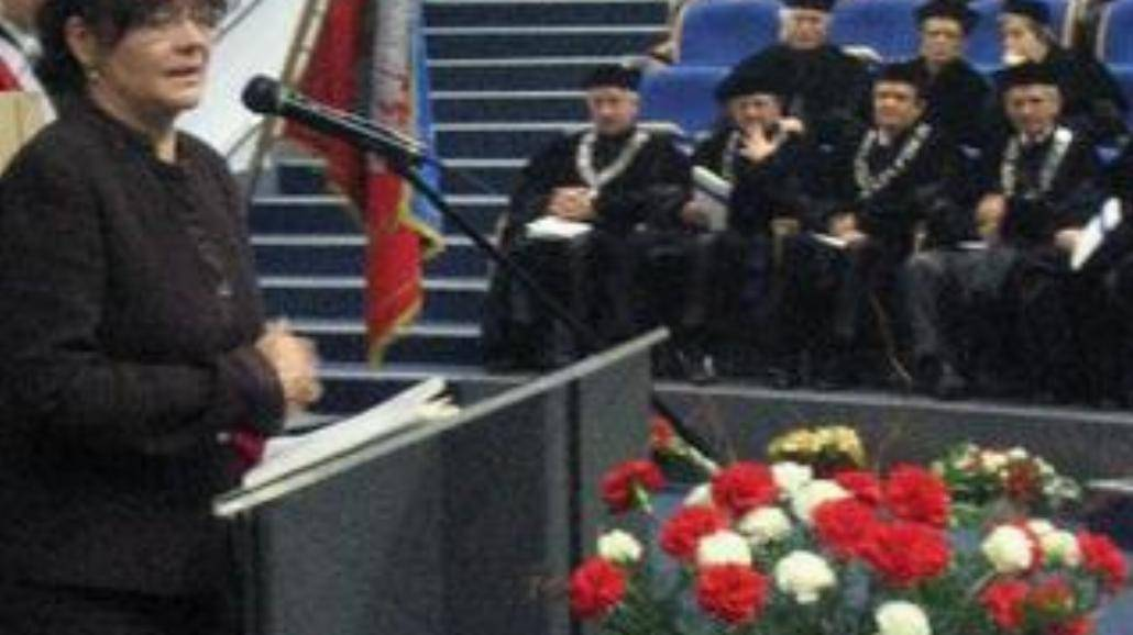 Kudrycka rozmawia o reformie PAN