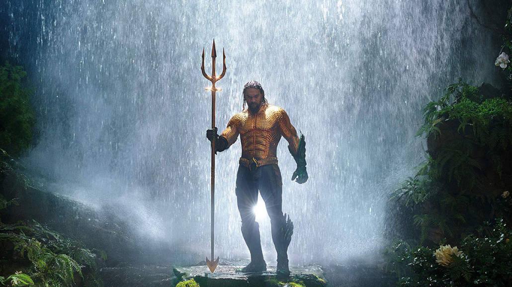 Aquaman - zdjęcia z filmu