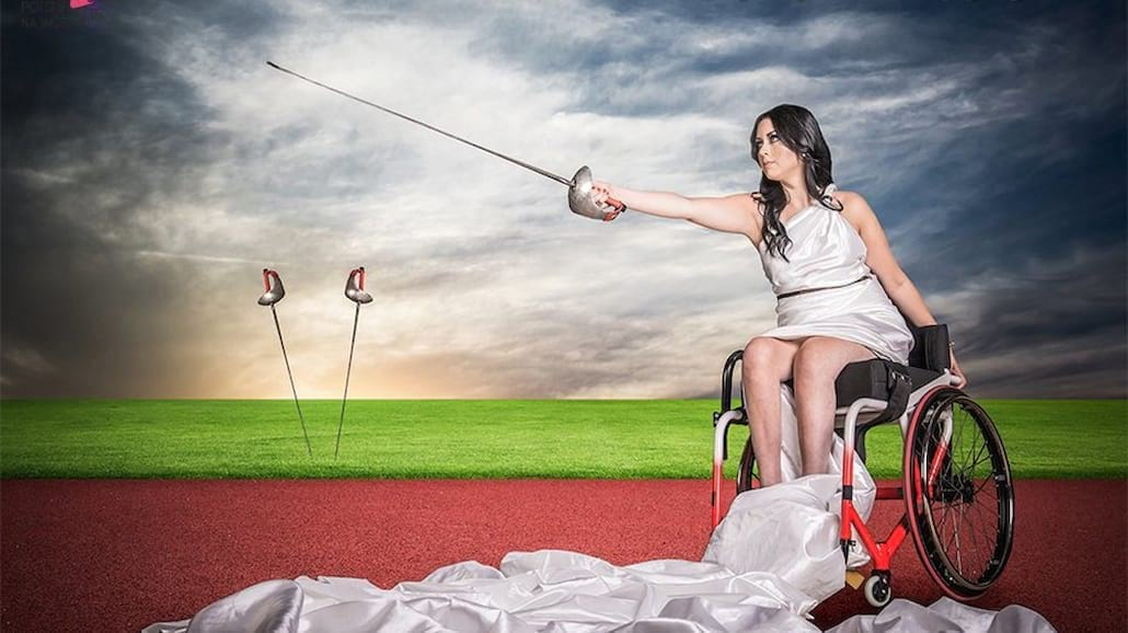 """Sesja pod hasłem """"Mówimy TAK Paraolimpiadzie"""""""