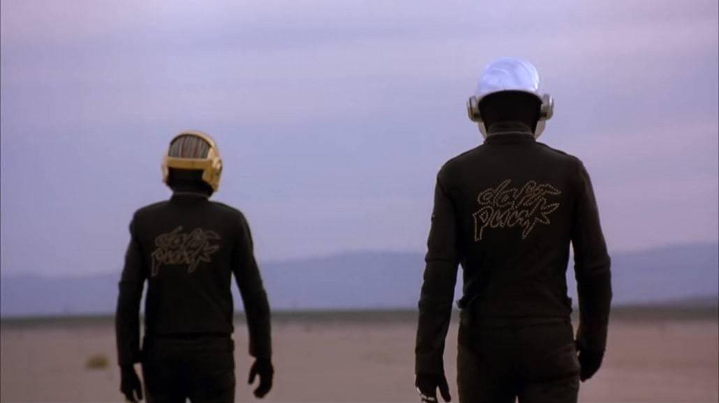 Rozpad Daft Punk