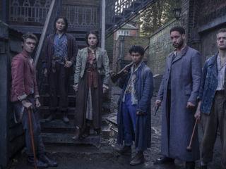 Ferajna z Baker Street - recenzja serialu - Netflix, 2021, ocena, opinia, analiza