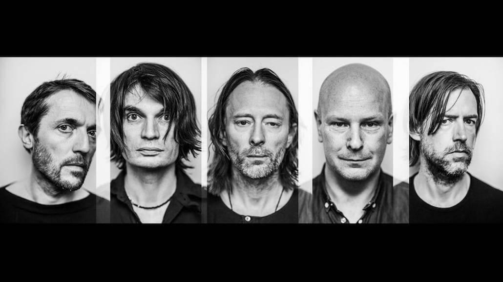 Radiohead wystąpi na Open'erze 2017!