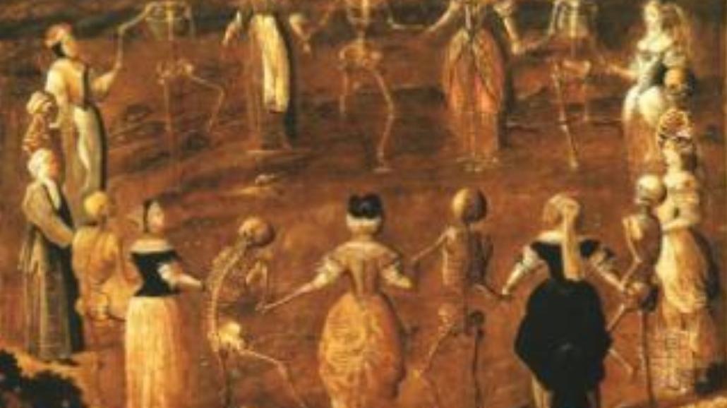 Kto tańczy w Święto Zmarłych?