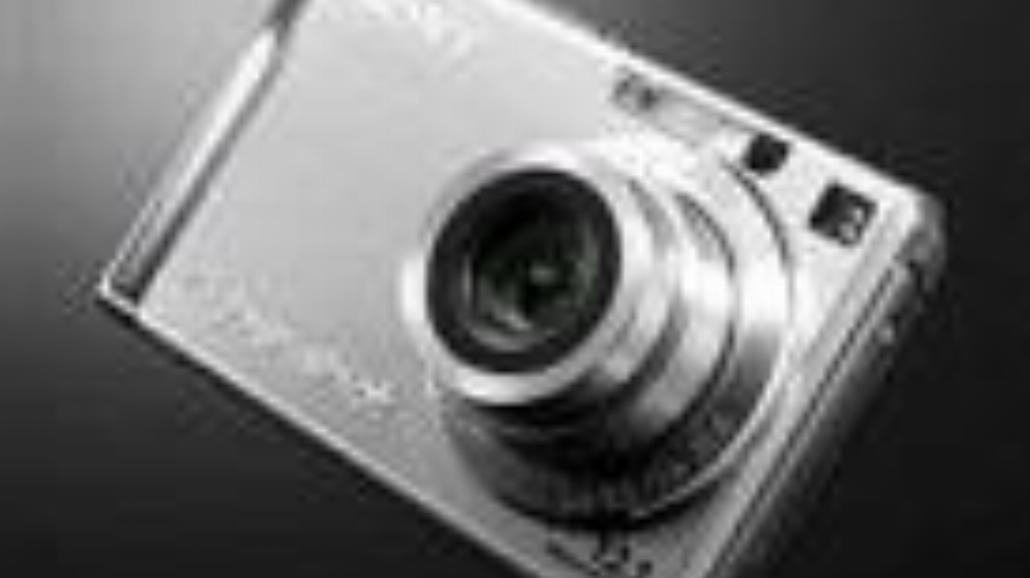 12-megapikselowy kompakt Sony