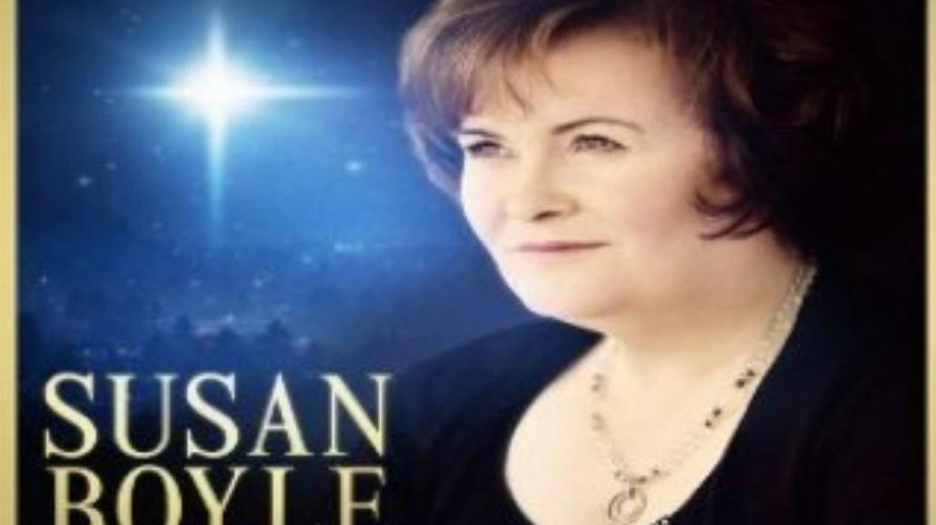 Susan Boyle zaśpiewała dla Benedykta XVI