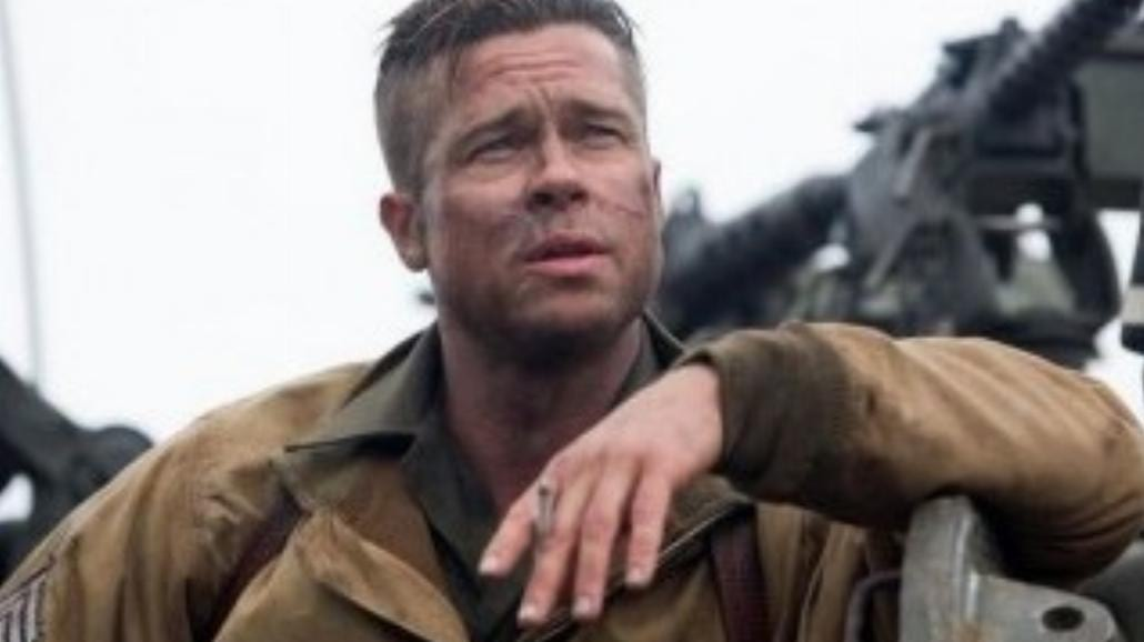Krwawa Furia Brada Pitta opanowała Box Office