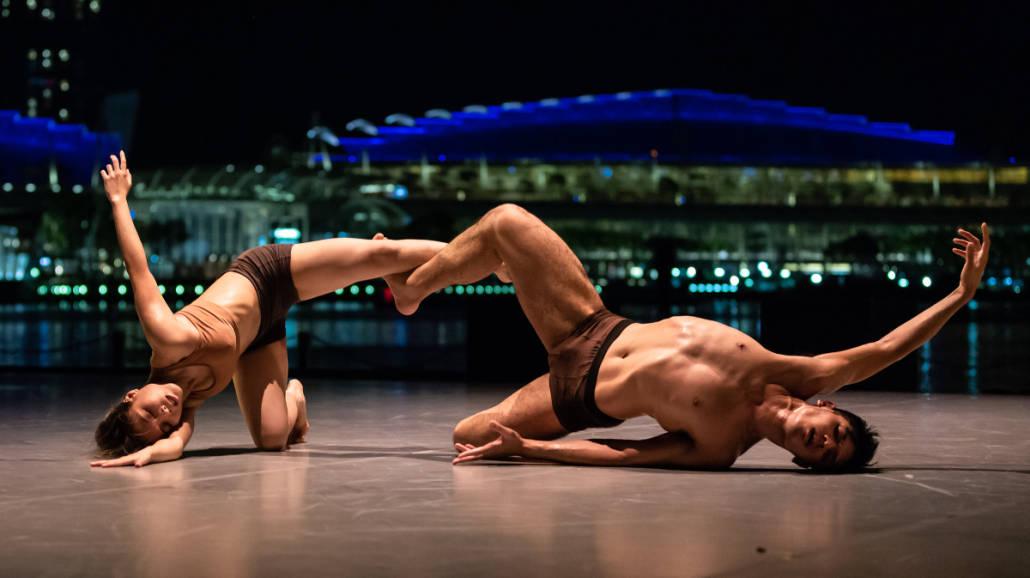 Międzynarodowy Festiwal TeatrÃłw Tańca Zawirowania